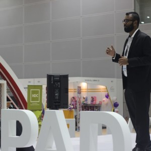 OUR CEO @ WIEF, Kualumpur